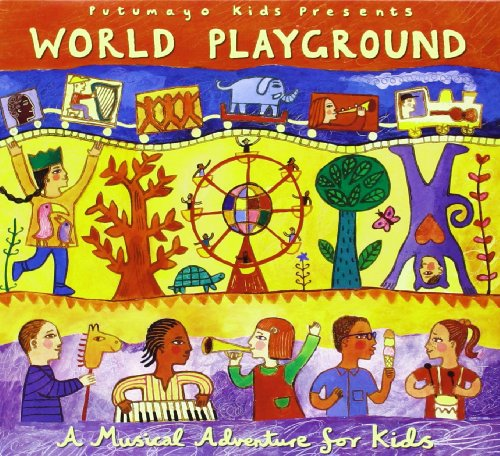 9781885265951: World Playground: A Musical Adventure for Kids