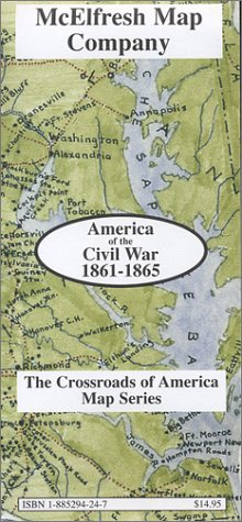 9781885294241: America of the Civil War 1861-1865