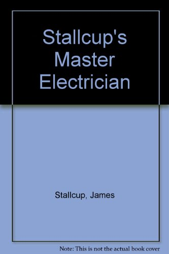 Stallcup's Master Electrician (1885341288) by Stallcup, James