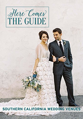 9781885355232: Here Comes The Guide, Southern California: Southern California Wedding Venues