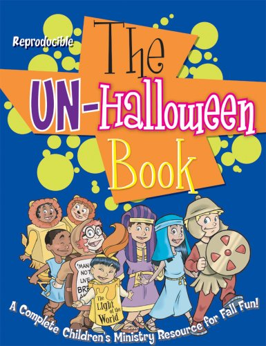 THE UN-HALLOWEEN BOOK: Miteff, Deb