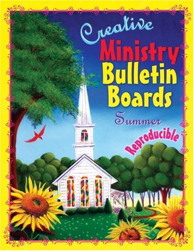 9781885358943: Creative Ministry Bulletin Boards: Summer