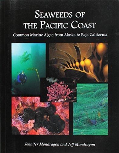 9781885375216: Seaweeds of the Pacific Coast : common marine algae from Alaska to Baja California