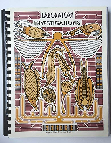 Laboratory Investigations. A Manual for General Biology: Clark, Michael B.