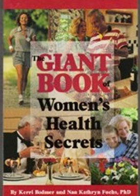9781885385000: Giant Book of Womans Health Secrets