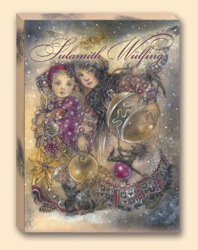 Sulamith Wulfing Holiday Card Box (Christmas): Sulamith Wulfing