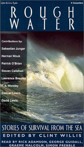 9781885408341: Rough Water: Stories of Survival from the Sea (The Adrenaline Series) (v. 1)