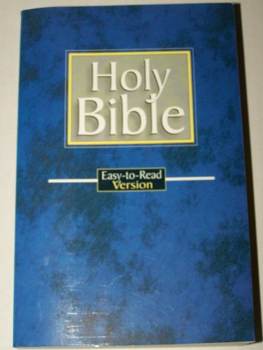 9781885427434: Holy Bible Easy-to-Read Version - AbeBooks