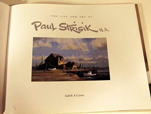 9781885435200: The life and art of Paul Strisik n.a