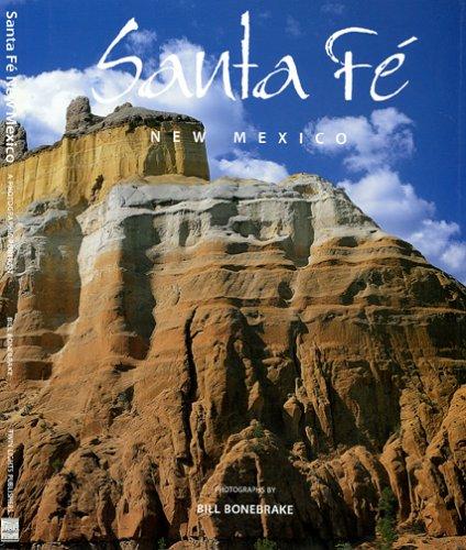 9781885435484: Santa Fe, New Mexico; a Photographic Portrait