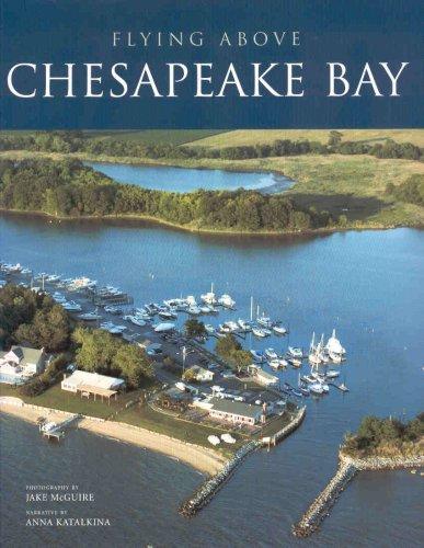 9781885435934: Flying Above Chesapeake Bay