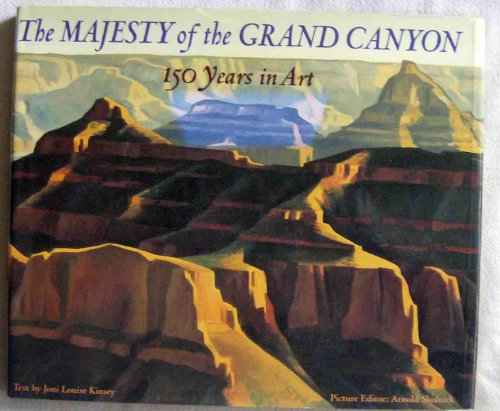 9781885440310: The Majesty of the Grand Canyon: 150 Years in Art