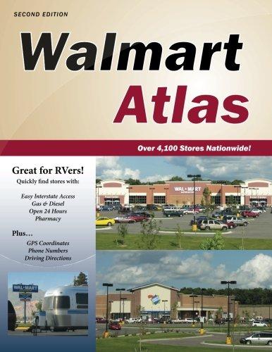 9781885464385: Walmart Atlas