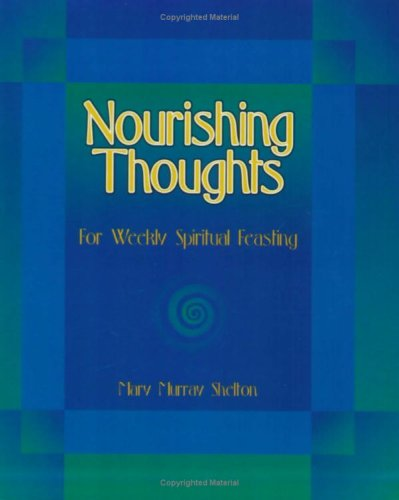 9781885472106: Nourishing Thoughts