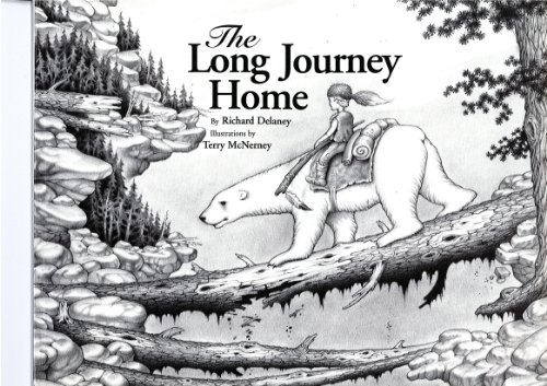 The Long Journey Home: Delaney, Richard J., Ph.D., Delaney, Richard J.