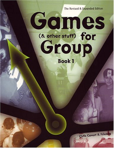 9781885473394: Games (and other stuff) for Group, Book 1: Activities to Inititate Group Discussion (Revised and Expanded)