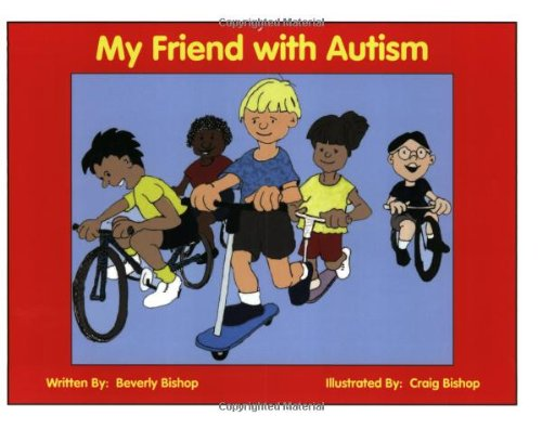9781885477897: My Friend with Autism: A Coloring Book for Peers and Siblings