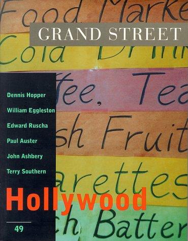 Grand Street 49: Hollywood (Summer 1994): Treisman, Deborah; Hopps,