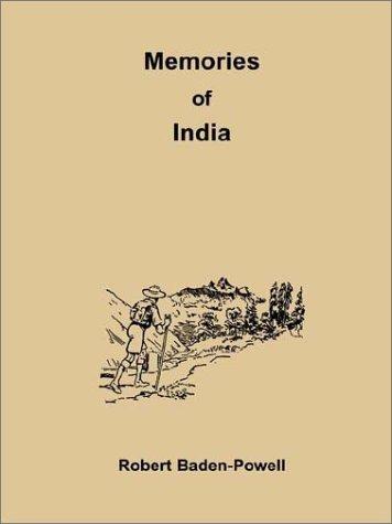 Memories of India: Baden-Powell, Robert