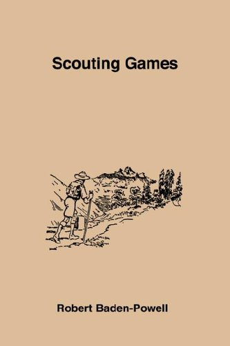 9781885529800: Scouting Games