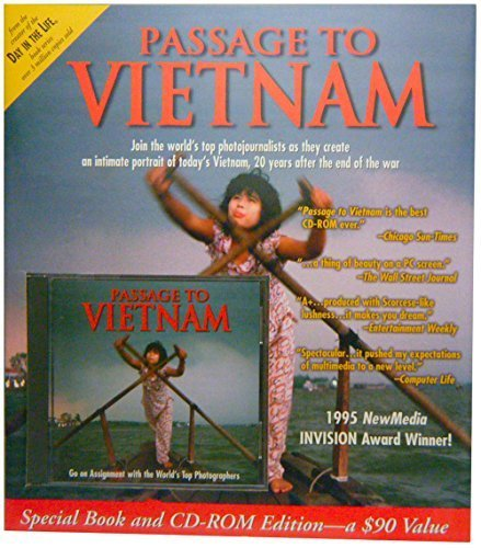Passage to Vietnam/Book and Cd-Rom (9781885559012) by Smolan, Rick