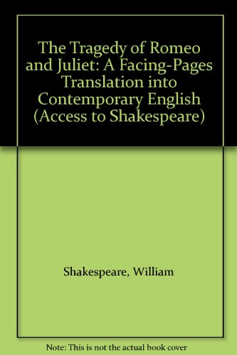 The Tragedy of Romeo and Juliet: A: William Shakespeare; Editor-Jonnie