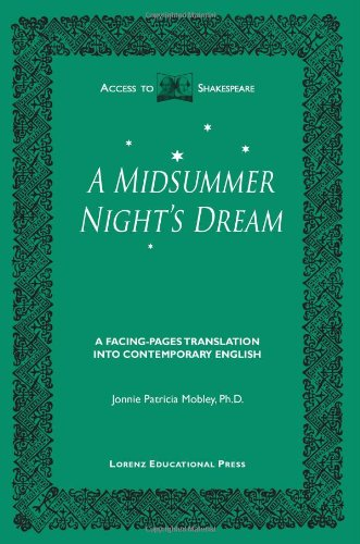 A Midsummer Night's Dream (Access to Shakespeare): William Shakespeare
