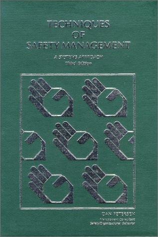 9781885581204: Techniques of Safety Management: A Systems Approach