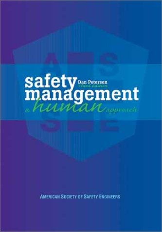 9781885581365: Safety Management: A Human Approach