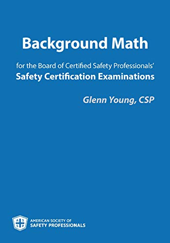 Background Math for the Board of Certified: Young, Glenn