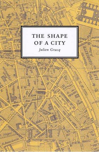 9781885586391: SHAPE OF A CITY, THE