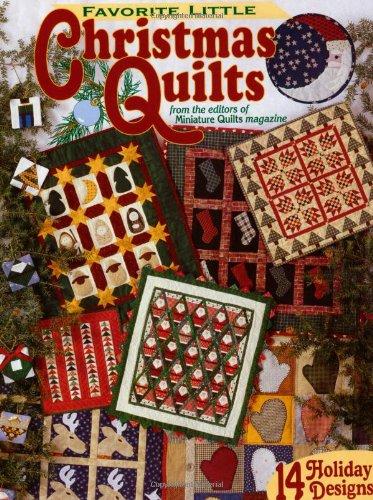 9781885588388: Favorite Little Christmas Quilts
