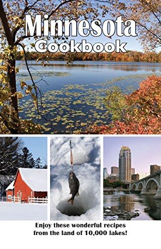 Minnesota Cookbook (State Cookbooks from Golden West): Golden West Publishers