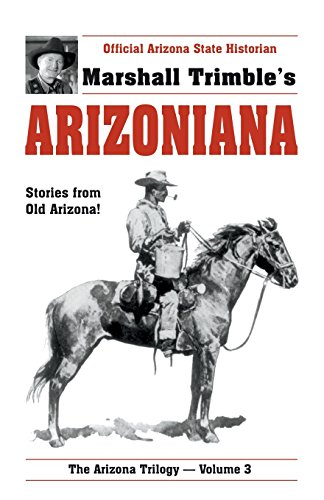 Arizoniana : Stories from Old Arizona