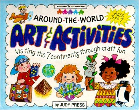 Around the World Art Activities: Visiting the