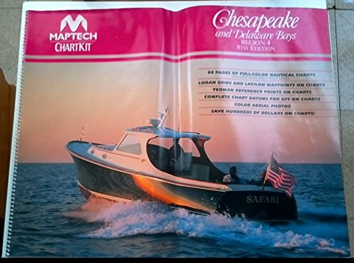 9781885595249: Chesapeake and Delaware Bays, Region 4, 8th Edition