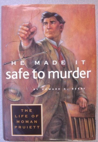 9781885596192: He made it safe to murder (Oklahoma trackmaker series)