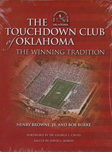 9781885596710: The Touchdown Club of Oklahoma: The Winning Tradition