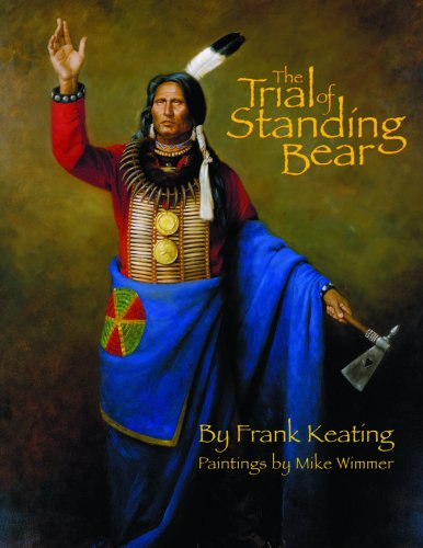9781885596734: The Trial of Standing Bear