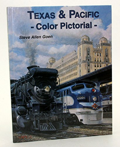 9781885614179: Texas & Pacific Color Pictorial