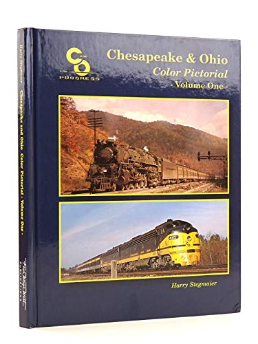 9781885614216: Chesapeake & Ohio Color Pictorial, Vol. 1