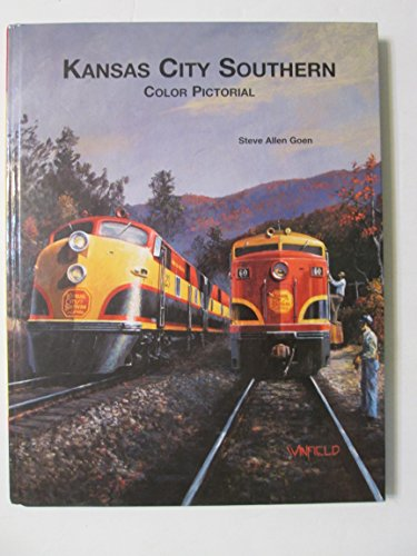 9781885614308: Kansas City Southern Color Pictorial