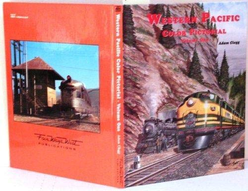 9781885614438: Western Pacific Color Pictorial - Volume One