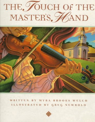 9781885628039: The Touch of the Master's Hand