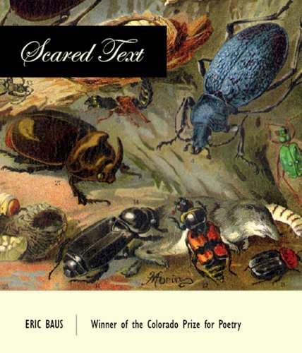 Scared Text (Colorado Prize for Poetry): Eric Baus