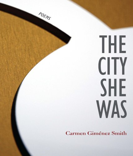 9781885635198: The City She Was (Mountain West Poetry Series)
