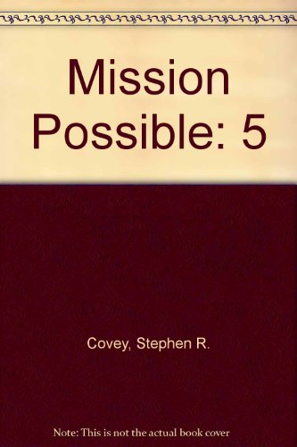 9781885640949: 5: Mission Possible