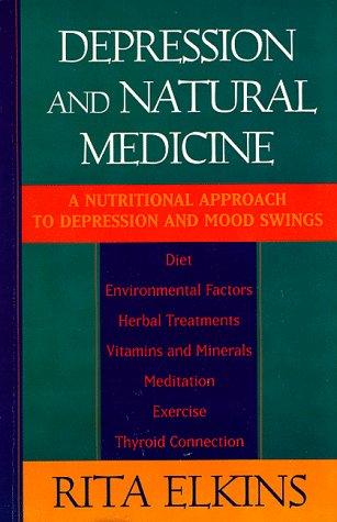 9781885670007: Depression & Natural Medicine