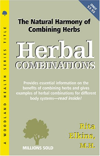 Herbal Combinations (Woodland Health): Elkins MH, Rita