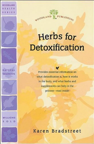 9781885670687: Herbs for Detoxification (Woodland Health)